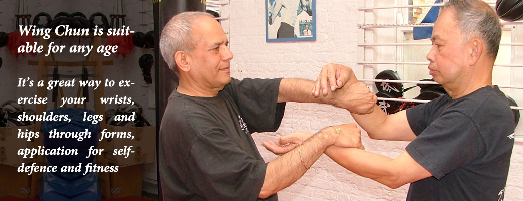 Wing Chun at The Academy