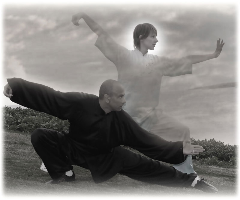 Tai Chi London sifu Alan Winner